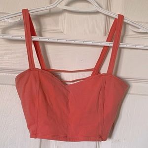 Garage Pink Bralette | Size Extra Small